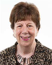 Profile image for Councillor Janet Sergison
